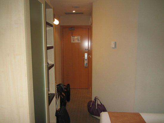 Holiday Inn Express Madrid-Rivas: Quarto