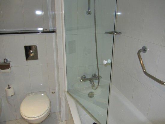Holiday Inn Express Madrid-Rivas: WC