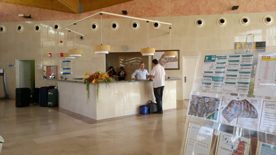 Jandia Peninsula, Spanje: reception