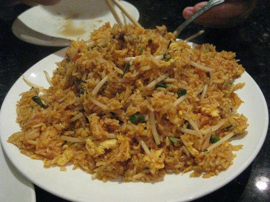 Ping Pang Pong : night fried rice