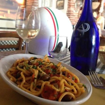 Photo of Italian Restaurant Volemose Bene at Via Della Moscova, 25, Milan 20121, Italy