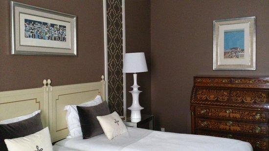Hotel Infante Sagres: ベッドルーム