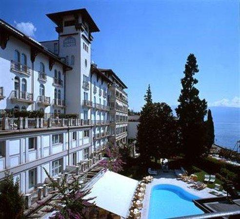 Hotel Savoy Palace Gardone Gardasee
