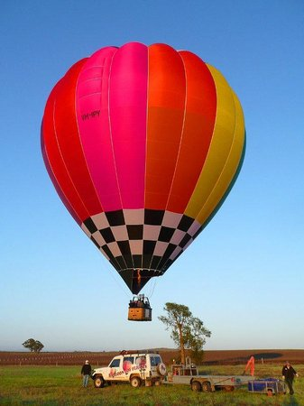Balloon Joy Flights