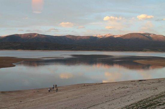 Mustachio's on the Lake : billion dollar view!