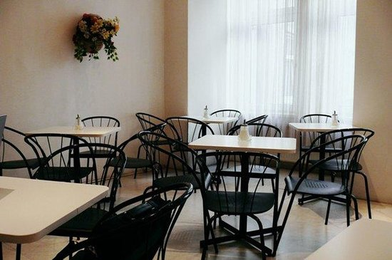 Hotel Goldener Baer: Breakfastroom