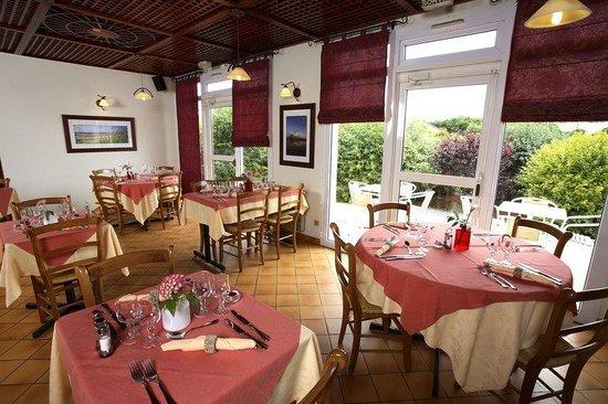 Kyriad Calais Sud - Coquelles : Restaurant
