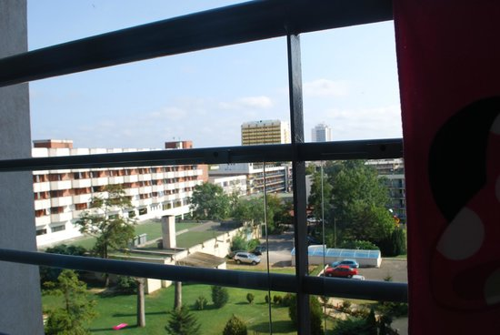 Fenix Hotel: Scene from our room