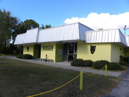 Lemon Bay Playhouse, 96 W Dearborn St., Englewood, FL