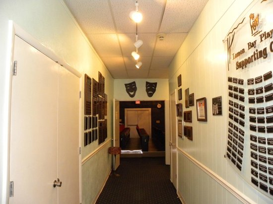 Lemon Bay Playhouse: Playhouse Theatre Entrance