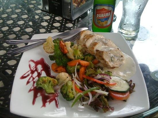 Restaurant Baru: Rollo de Pollo