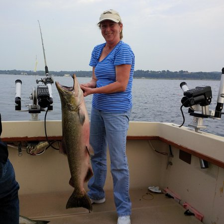 Daydreamer Fishing Charters: The Big Boy