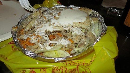 53rd & 6th Halal: チキンオーバーライス