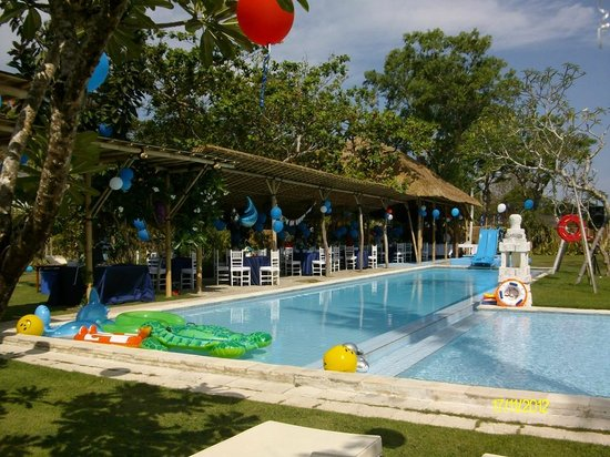 Safare Club Resort: Kids Birthday Party