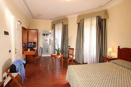 โรงแรมอเลสซานดริโน: Room