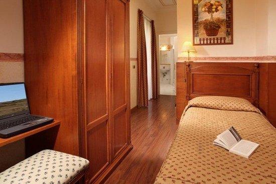 โรงแรมอเลสซานดริโน: Single