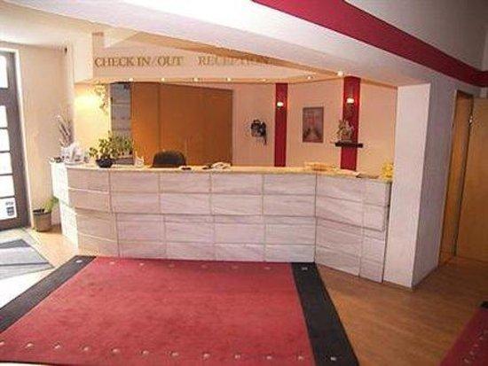Park Hotel St. George : Interior