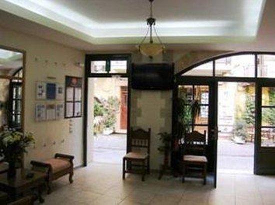 El Greco Hotel: Interior