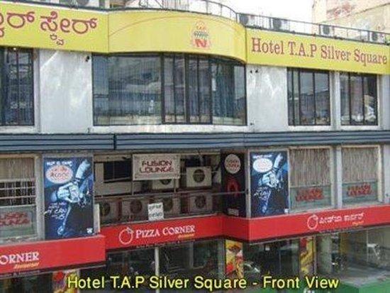 T.A.P. Silver Square: Exterior