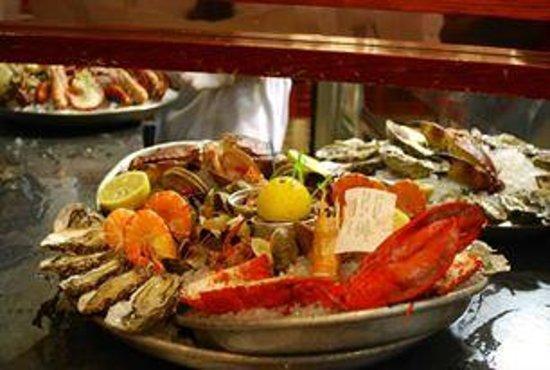 Hotel Crillon Centre Nice by HappyCulture: sea food