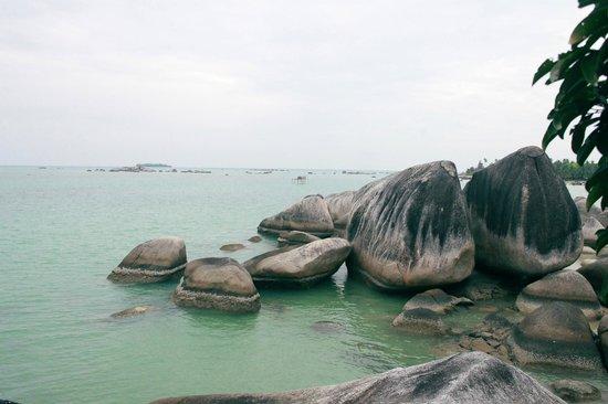 Natuna Island, Indonesien: Pantai Batu Kasah, Bunguran Selatan, Natuna