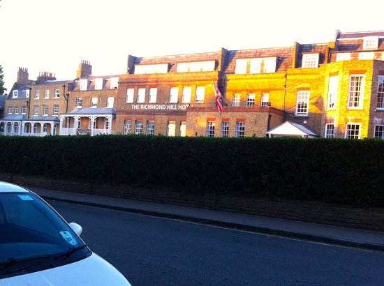 Richmond Hill Hotel: Hotel Front