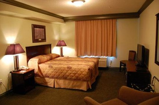 Ramada Hinton : Guest Room