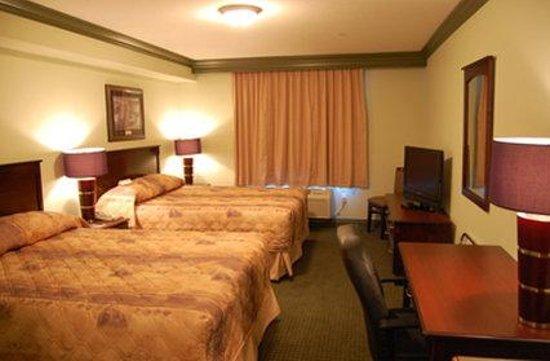 Nova Lodge Hinton: Guest Room