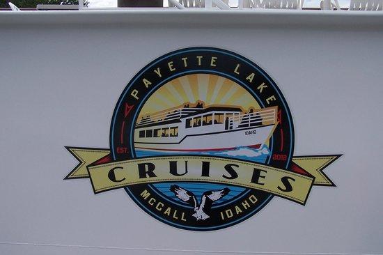 McCall Lake Cruises: Cruise logo