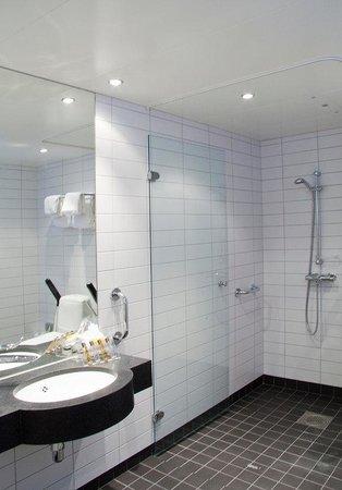Scandic Bakklandet: Bathroom