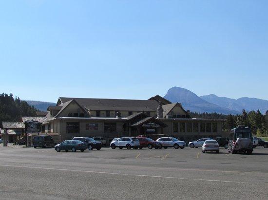 St Mary Lodge & Resort : St Mary Lodge main building