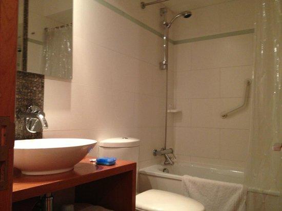 Austral Suites: Banheiro