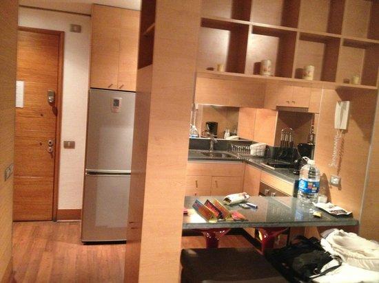 Austral Suites: Cozinha