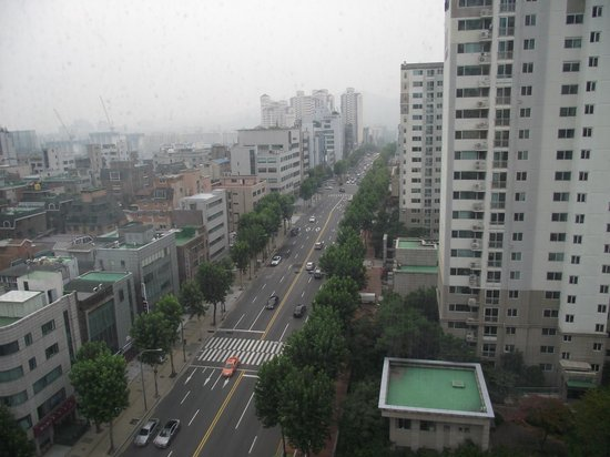 ibis styles Ambassador Seoul Gangnam: View from room