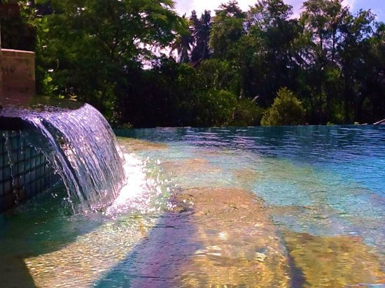 the mansion resort hotel spa sunrise pool at the mansion bali ubud