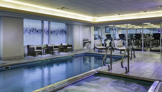 Indoor Pool and Fitness Center - Picture of Hyatt Centric Chicago ...
