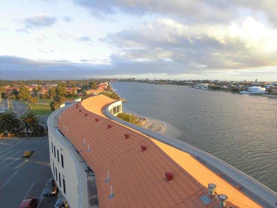 Lakes Resort Hotel (top view along lake side)