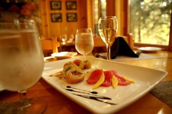 Lost Lake Lodge: Bistro Dining Room