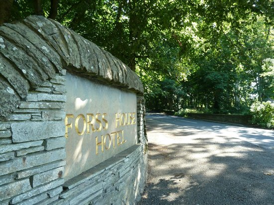 Forss House Hotel - Heavenly haven among the trees