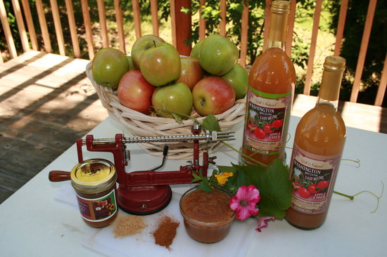 Cashmere Cider Mill : All Natural - Nothing Artificial -Amazing Taste crisp and true!!