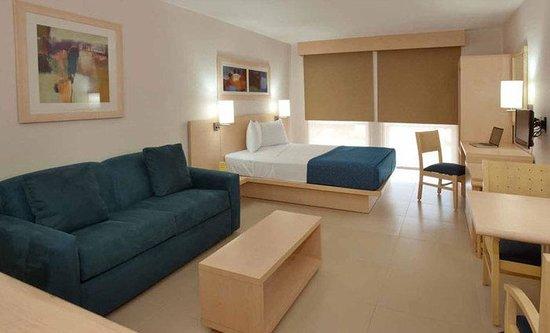 City Express Chetumal: Cityexpress Chetumal Habitacion Suite