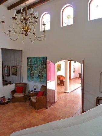 Casa de los Milagros B&B : Entrance / foyer