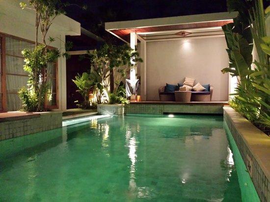 The Samaya Bali Seminyak : Private Pool