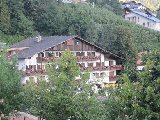 Hotel Schennerhof: Vorderseite