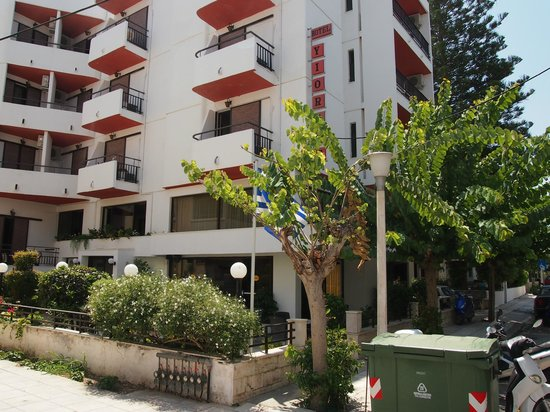 Hotel Yiorgos: Yiorgos hotel1
