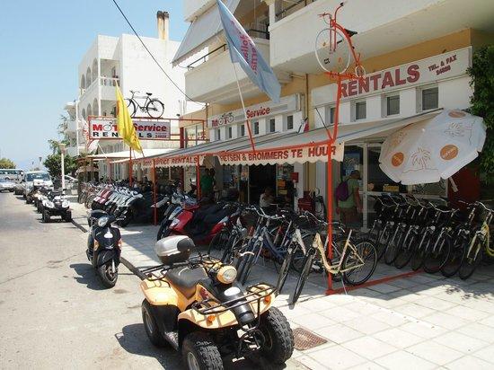 Hotel Yiorgos: yiorgos hotel - nearby rentals