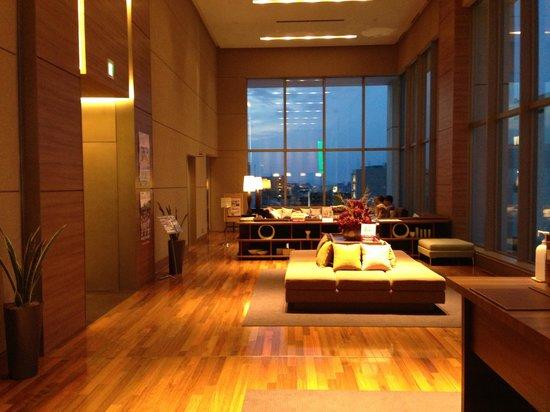 Hotel Resol Hakata: ロビー