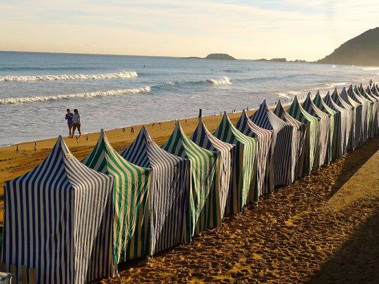 Cafetaria Beach Kafetagia: The Promanade