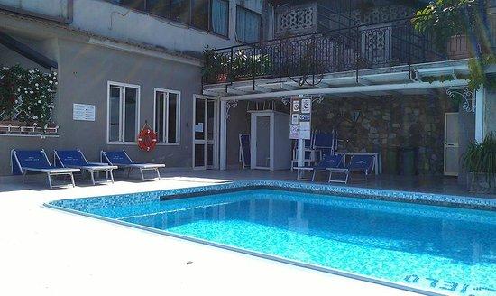 Settimo Cielo : Pool area