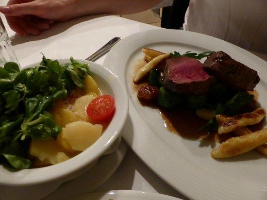 Restaurant Ofenloch : venison